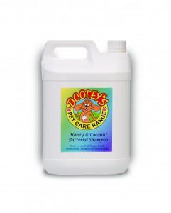 Dooleys Honey and Coconut Bacterial Shampoo 5L