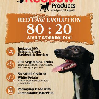 Redpaw 80/20 Evolution Superfood