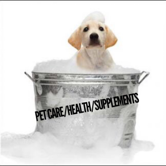 Pet Care - Health, Hygiene & Supplements